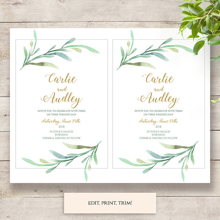 Table Seating Chart Plan Template - Sweet Bomb Style ...