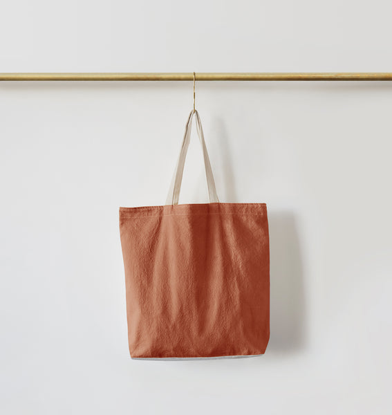 Re:canvas Tote Clay