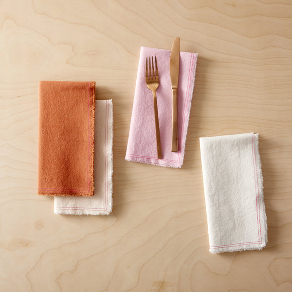 Napkins in Clay