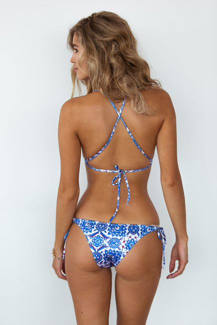 CARA STRING BOTTOMS - ALAÇATI