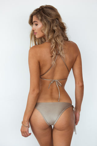 CARA STRING BOTTOMS - Nuud