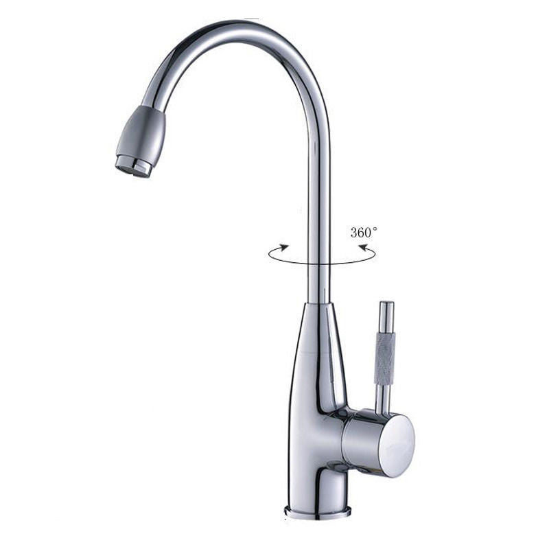 New Chrome Hot/Cold Drinking Water Basin Kitchen/Bathroom Mixer Tap Faucet