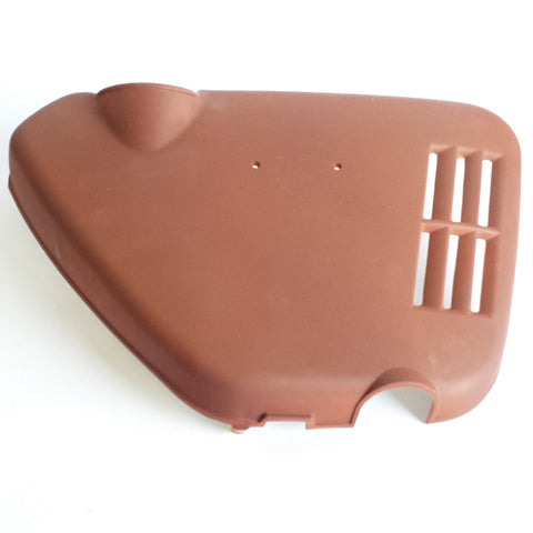 Honda CB750 K0 Right Side Cover OEM # 83700-300-020 Atlanta Motorcycle Works Vintage Replacement Parts