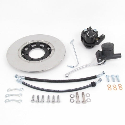 Kawasaki Z1 900 Left Side Brake Set - Atlanta Motorcycle Works - Your #1 Source For Vintage Replacement Parts