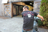Atlanta Motorcycle Works Original Shop Tee Shirt - Vintage - Honda - Yamaha - Kawasaki - Suzuki - Cafe Racer TV