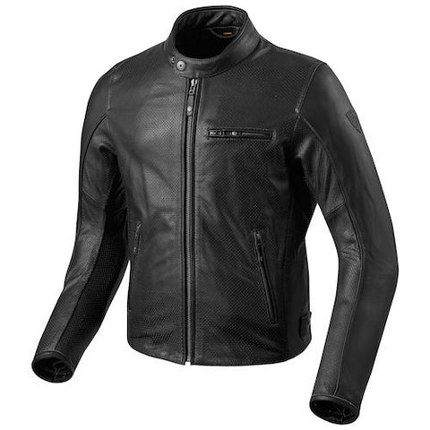 Re'vit! Flatbush Jackets available in Black and Brown. Make sure your ride is comfortable and safe. Atlanta Motorcycle Works, your #1 source for vintage parts and apparel.