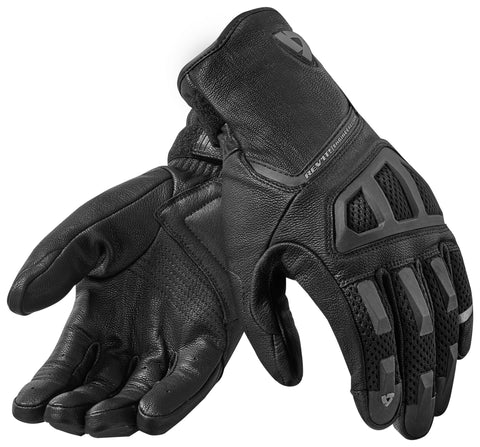REV'IT! Ion Gloves In Stock! Available in Black. Atlanta Motorcycle Works your #1 trusted source for Rev'it! gear!