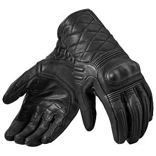 REV'IT! Monster 2 Gloves In Stock! Available in Black and Dark Brown. Atlanta Motorcycle Works your #1 trusted source for Rev'it! gear!