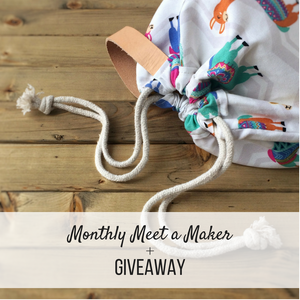 Monthly Meet a Maker (MMAM): That Crafty Little Fox