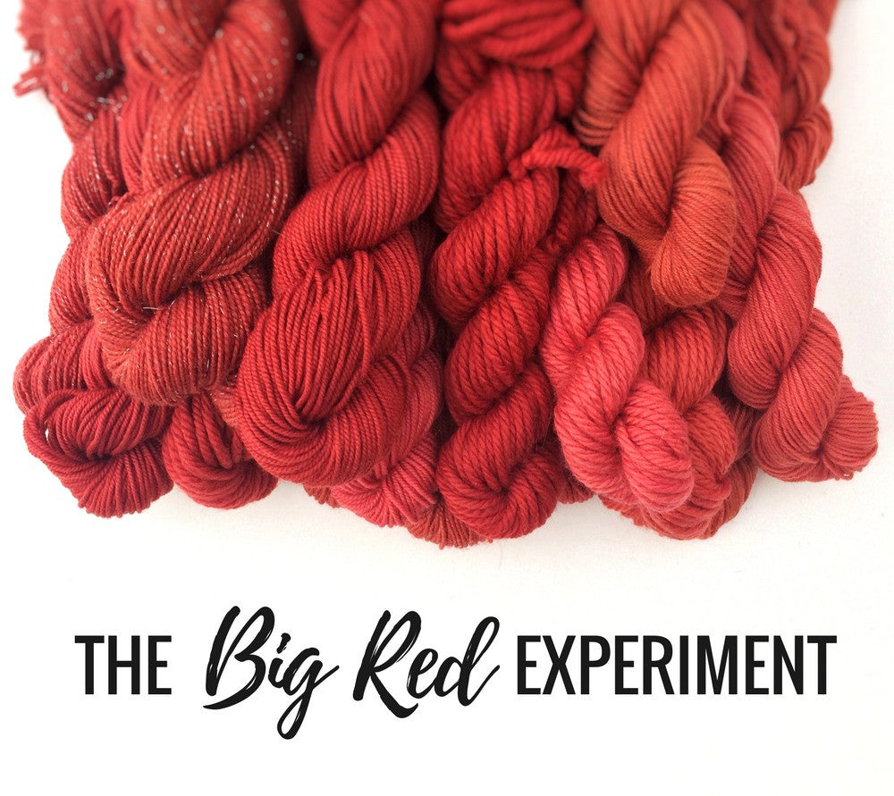 The Big Red Experiment