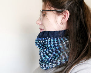 Good Thing Cowl - Knit Pattern
