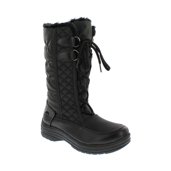 Totes Womens Cam Snowboot, Wide Width