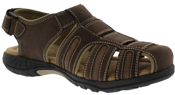 Khombu Dustin Mens Fisherman Sandal