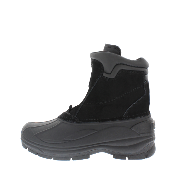 Weatherproof Men's Trek Zip Up Waterproof Snow Boots