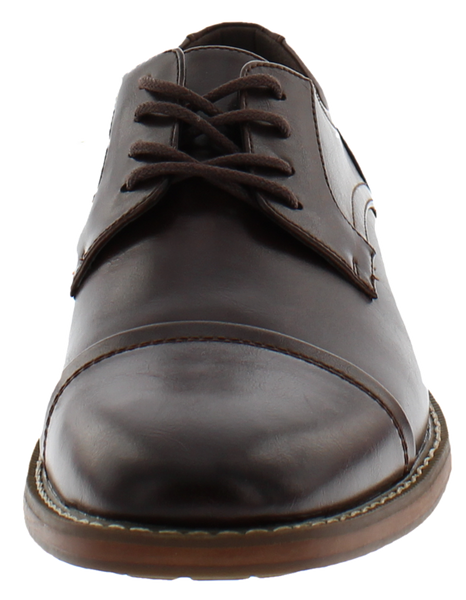 Van Heusen Mens Gable Cap-Toe Oxford
