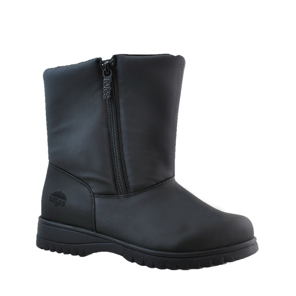Totes Women's Venus Snow Boot, Wide Width