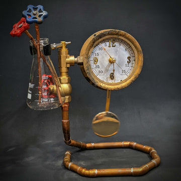Industrial Pendulum Clock