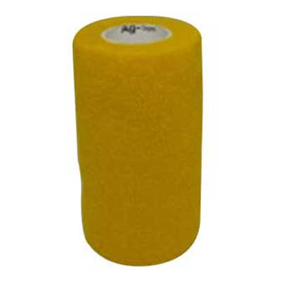 ProFlex Cohesive Wrap - Yellow 18/cs
