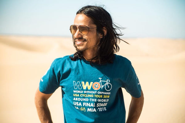 2018 Bike Ride T-shirt