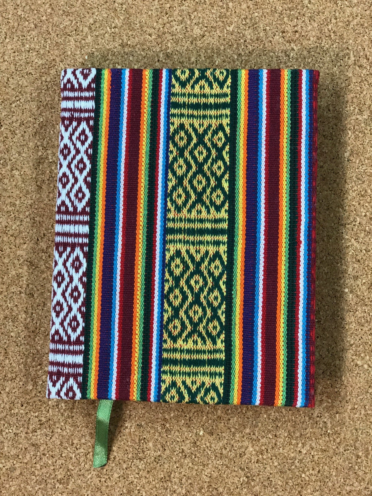 Handmade Tribal Journal