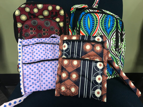 Congo Baskets/Multicolored bags