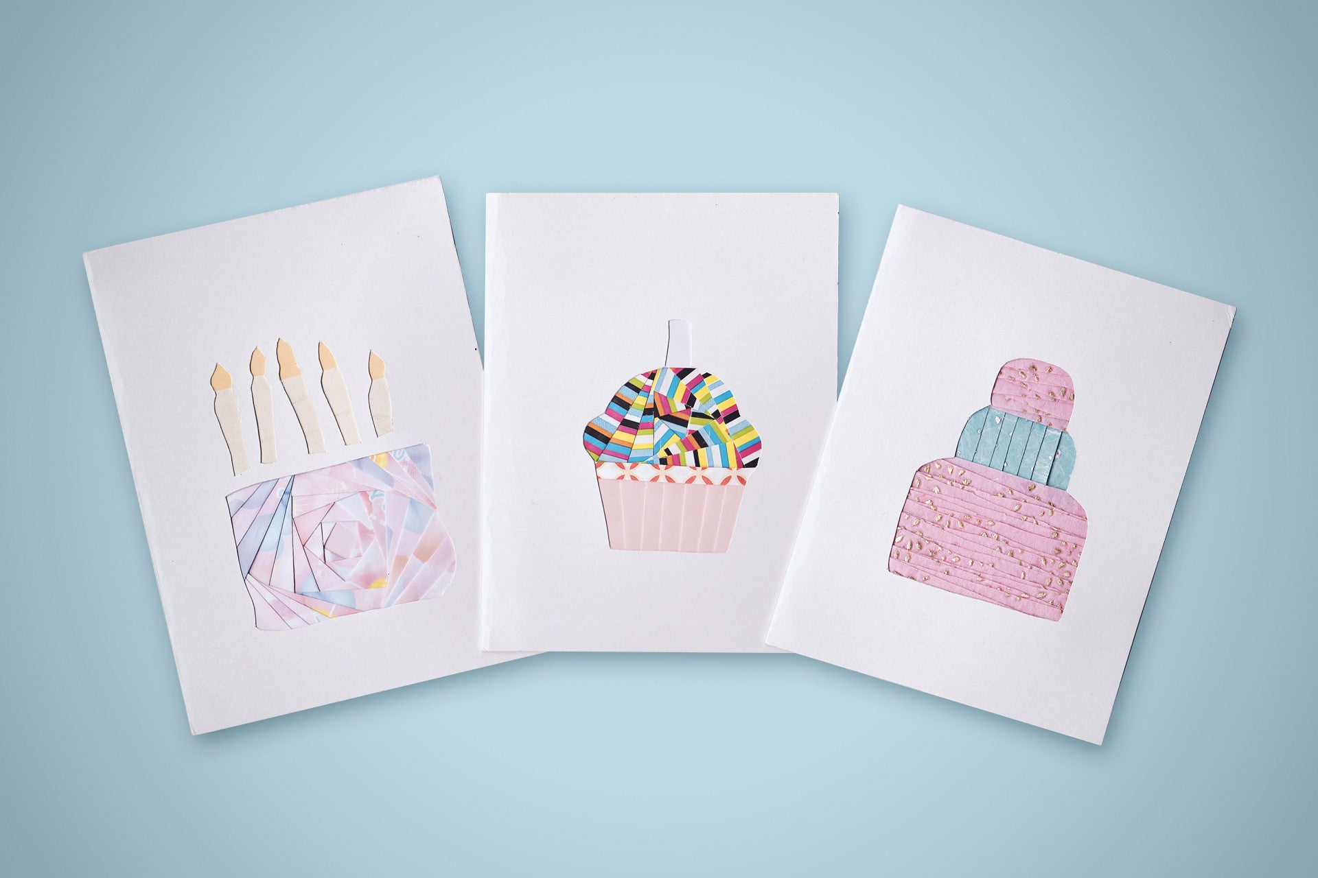 Handmade Bethsaida All Occasion Cards (Pack of 5)