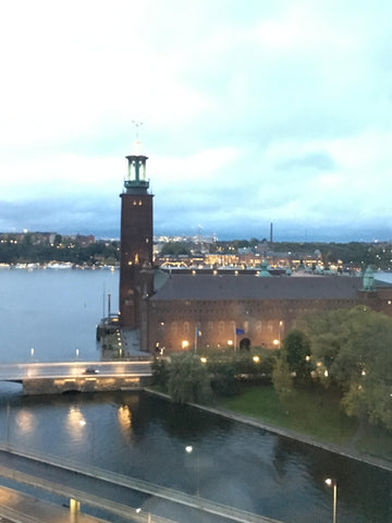 Stockholm - a room with a view