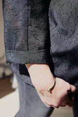Veste 02 New - Black glitter