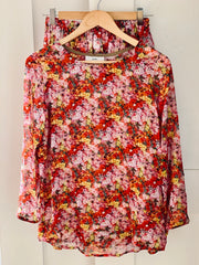Blouse 03 - Soie Flower power