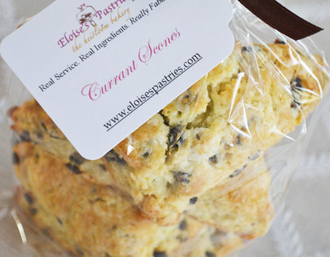 English Currant Scones