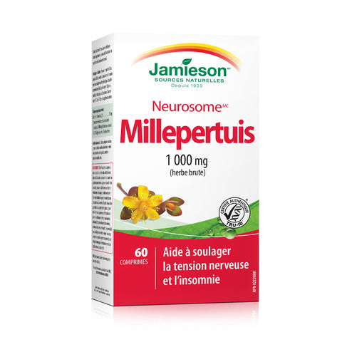 Neurosome Millepertuis 1000 mg