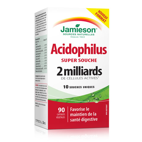 Acidophilus Super Souche