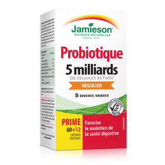 Probiotique 5 milliards