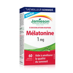 Mélatonine 1 mg Dissolution Rapide