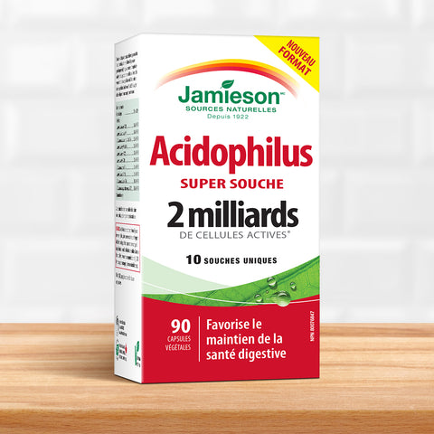 Probiotique 10 milliards de Jamieson