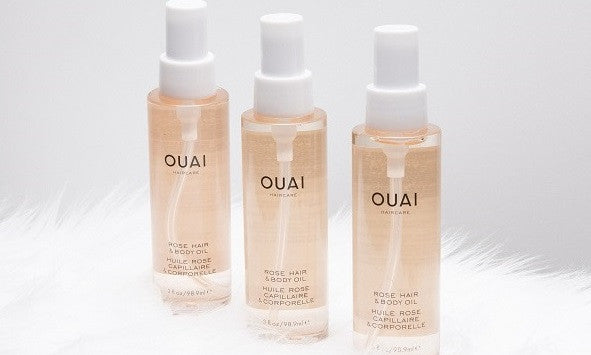 THE WAIT IS OVER: OUAI ROSE HAIR & BODY OIL ARE HERE