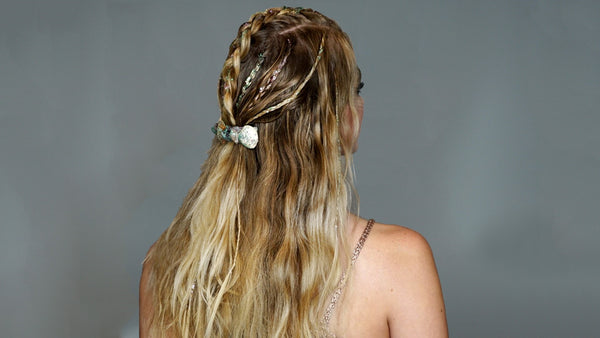 Halloween Hair How To: Mermaid Sea Princess
