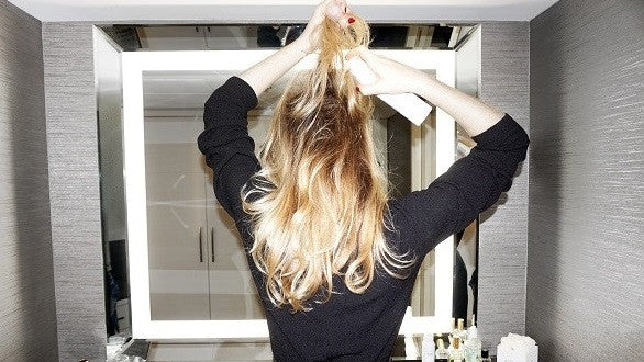3 (New) Ways to Style Wavy Hair