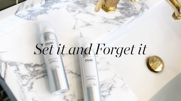 Introducing: OUAI Memory Mist