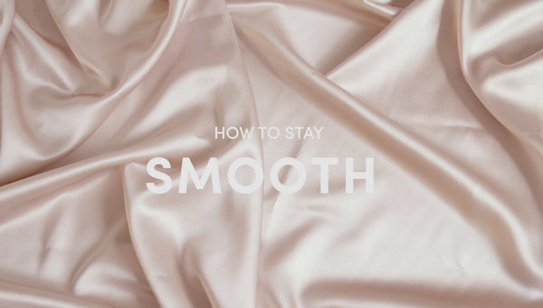 How To Stay Smooth with Smooth Spray