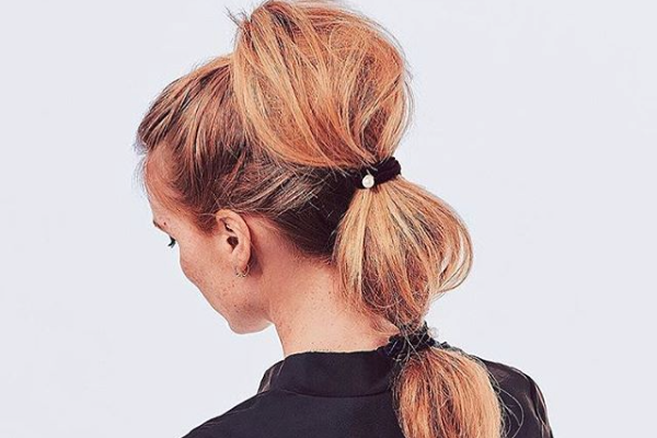 How-To: Holiday Party Hair That Works Better On Dirty Hair