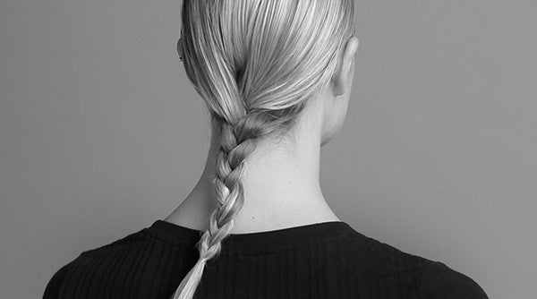 How To: The Slick Low Braid