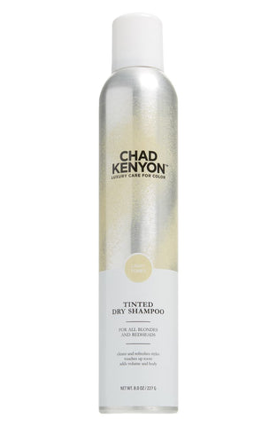 chad Kenyon tinted dry shampoos ouai multitasking beauty products