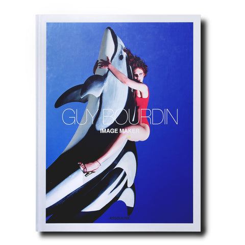 Guy Bourdin: Image Maker Book ouai team holiday gift wishlist