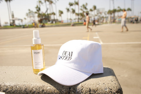 OUAI Haircare Limited Edition OUAISTED Dad Hat