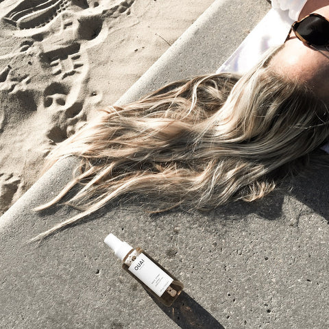 OUAI Haircare How To Beachy Waves