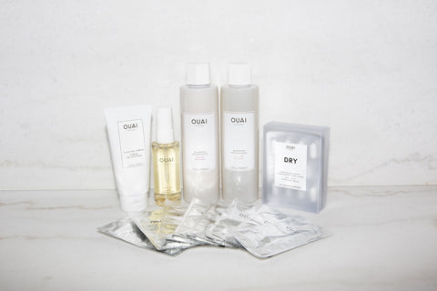 Ouai Haircare Dry Hair Supplements