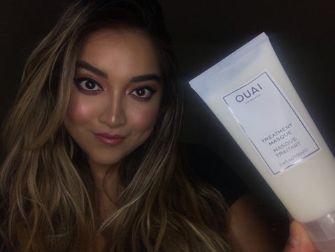 OUAI Staff Picks Treatment Mask