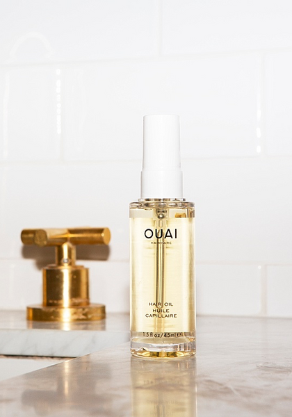best products for dry hair OUAI Hair Oil dry hair tips