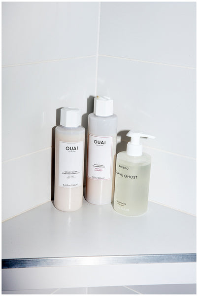 best products for dry hair OUAI Repair Shampoo dry hair tips